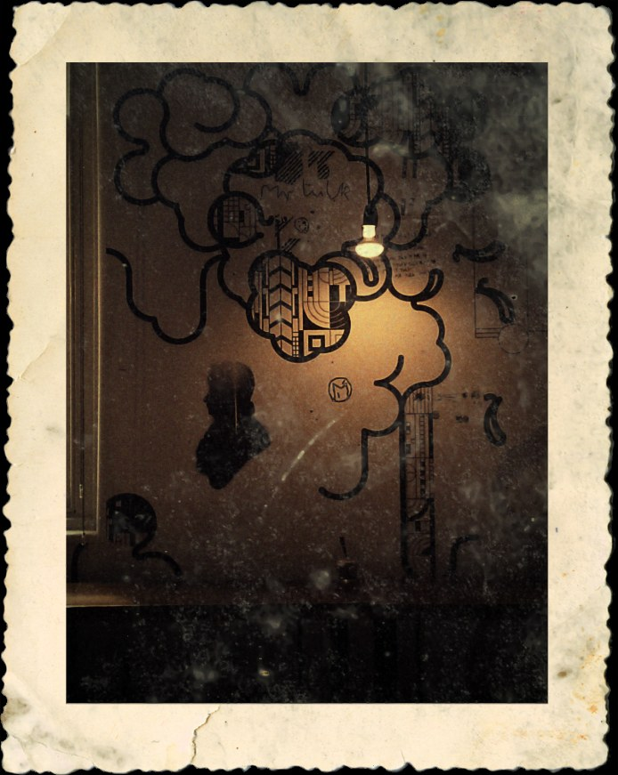 Mr Tulk silhouette. PicturesLab.