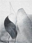 leaf trio marble