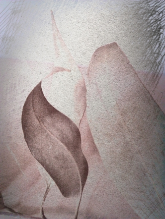 leaf trio picsketch