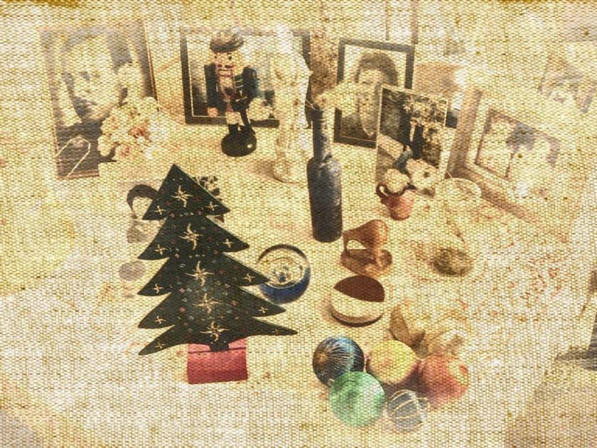 Christmas. PicSketch.