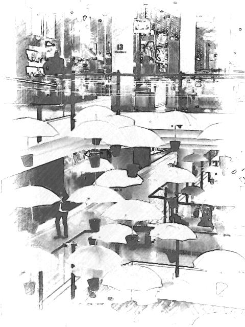 umbrella mono