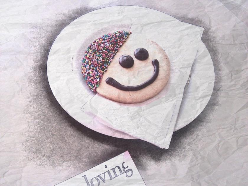 Happy cookie. PicSketch