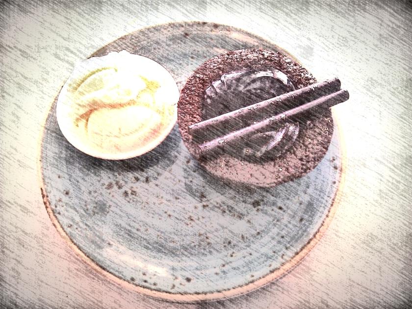 chocolate dessert ice cream