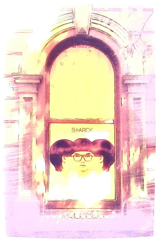 S+arck spectacles. PicSketch.