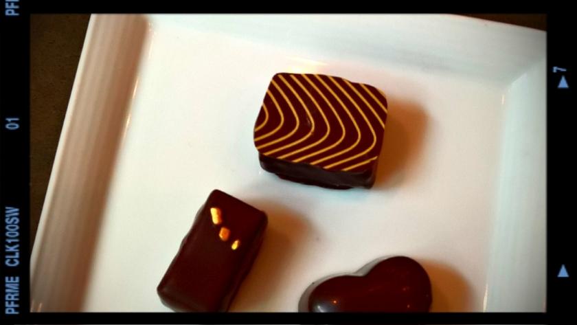 Koko Black chocolates. Photo Lab Photo Editor.