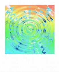 Fantasia Painting-BlueswirlsBor